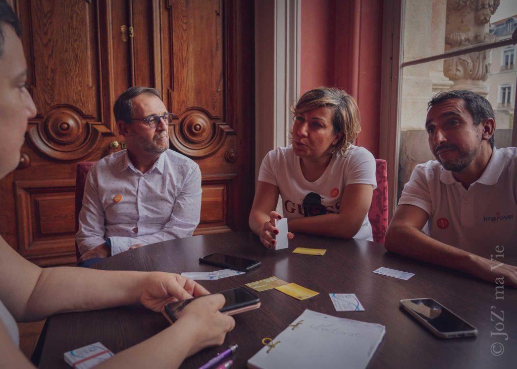 la boite à outils du mentorat d'entrepreneurs à Lyon