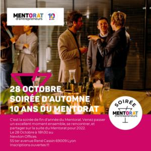 soiree_automne mentorat d'entrepreneurs